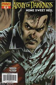 Army Of Darkness #9 Long Road Home Dynamite Entertainment US Import